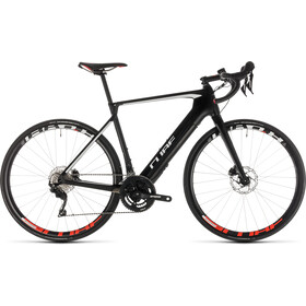 Cube Agree Hybrid C:62 Race Disc E-Road Bike black